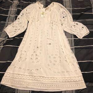 🎀💖Michael Kors💖🎀 White Dress